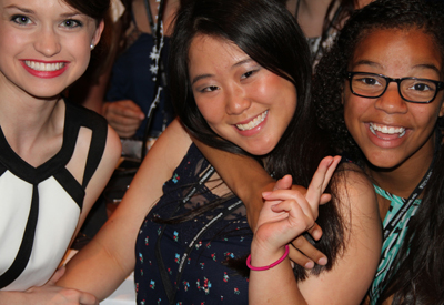 Citizens of 2015 ALA VGS celebrated the week at the Inaugural Ball.